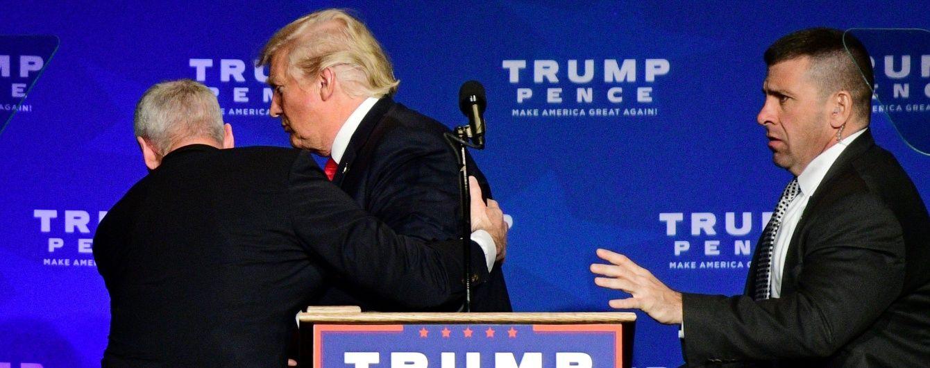 У Неваді спецслужби США вивели Трампа зі сцени