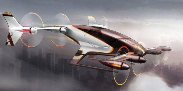 Airbus запустить повітряні таксі до 2020 року