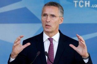 НАТО категорично відреагувало на розмову Путіна з Трампом