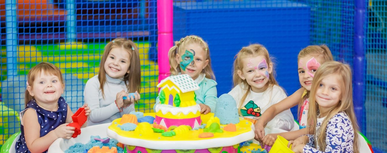 Дитячі радості: Ігроленд святкує свій 11-й день народження