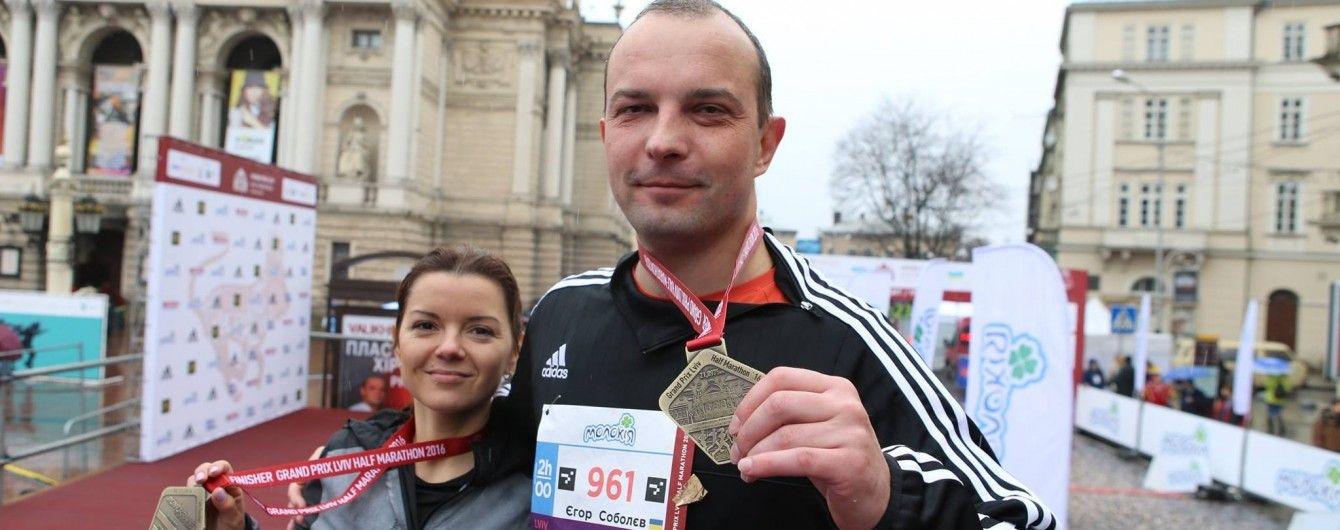 Марічка Падалко стала срібним призером напівмарафону у Львові