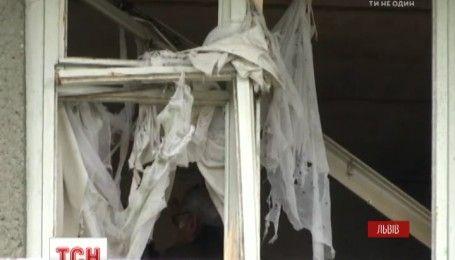 Квартира зі десятками вибухонебезпечних предметів вибухнула у Львові