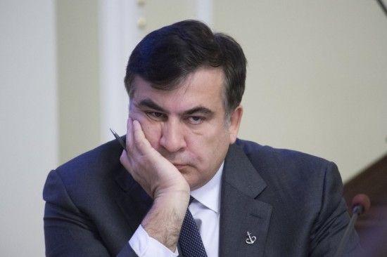 Саакашвілі втратив українське громадянство