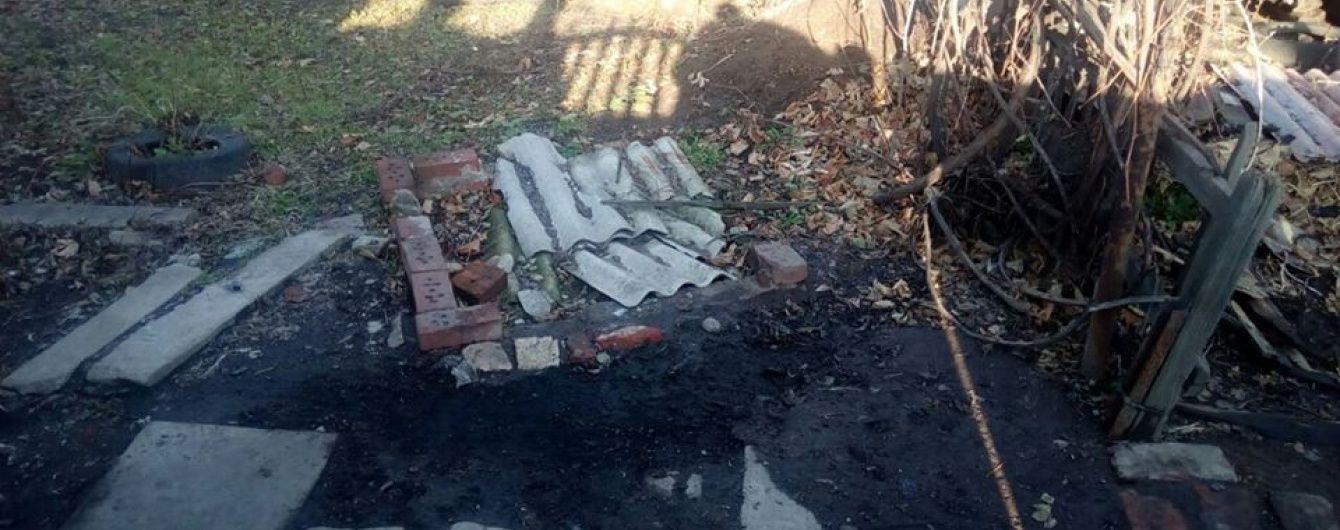 На Донеччині знайшли останки вбитого у 2014 році чоловіка
