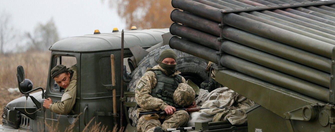 """Гранатомети, кулемети та зенітні установки: бойовики півсотні разів порушили """"режим тиші"""""""