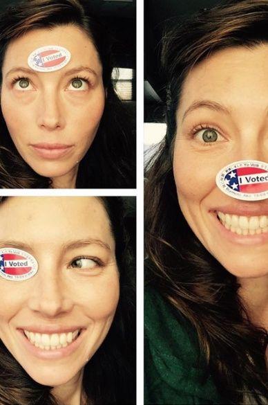 Зірки голосують за президента США_4