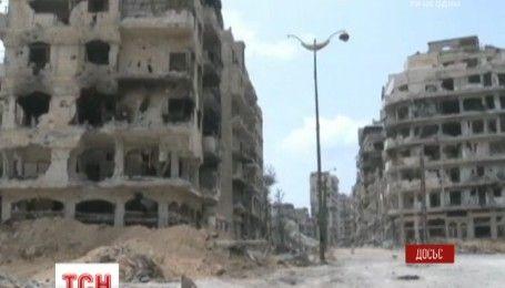 Російська авіація застосувала запалювальні бомби проти мирного населення Дамаску