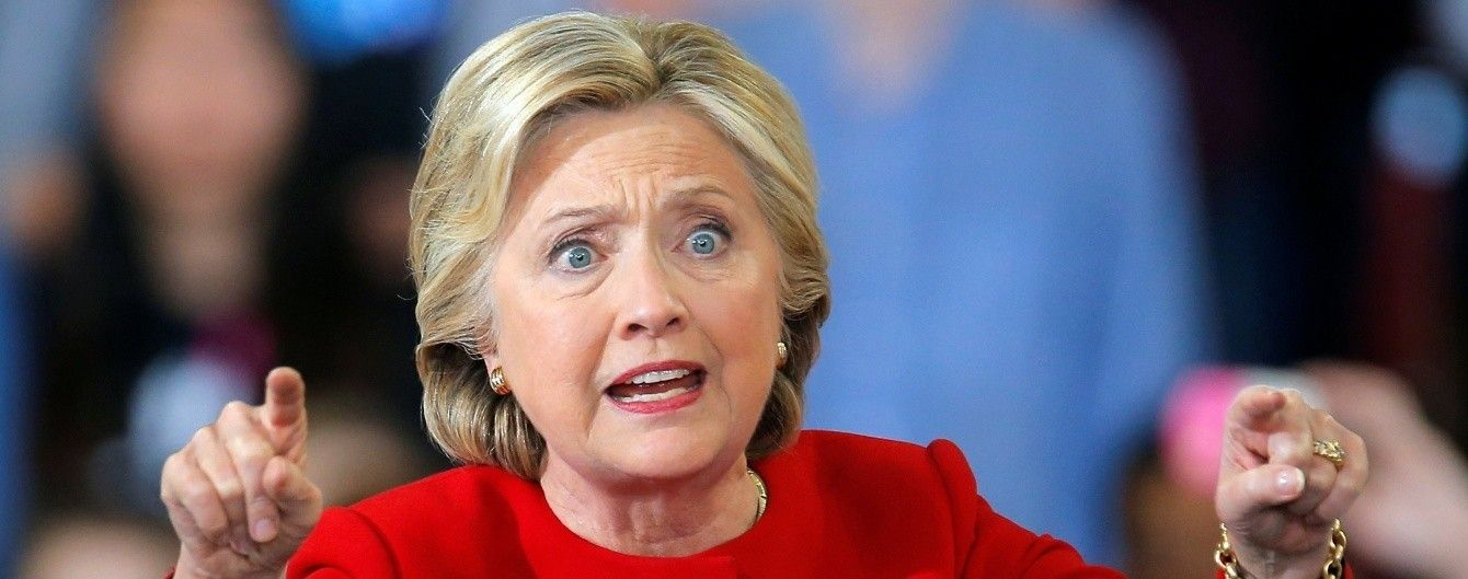 Клінтон відреагувала на секс-скандал навколо спонсора її кампанії Вайнштейна
