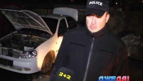 Мужчина нашел свое похищенное авто через год после угона