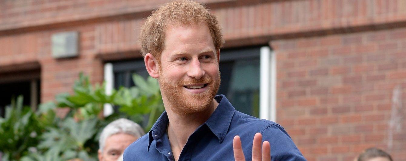Принц Гаррі офіційно підтвердив  стосунки із американською акторкою