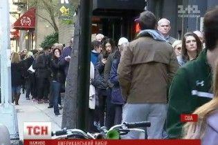 Американці чекають по 45 хвилин, щоб проголосувати на виборах