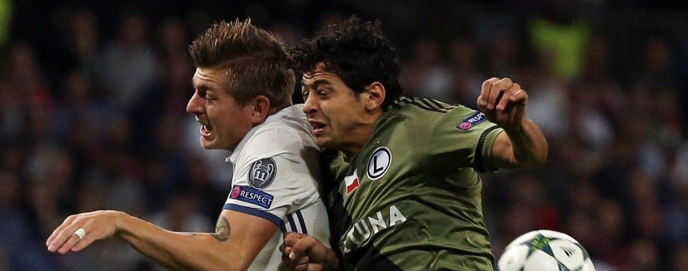 """Три місяці без Крооса. """"Реал"""" через перелом ноги втратив основного хавбека"""