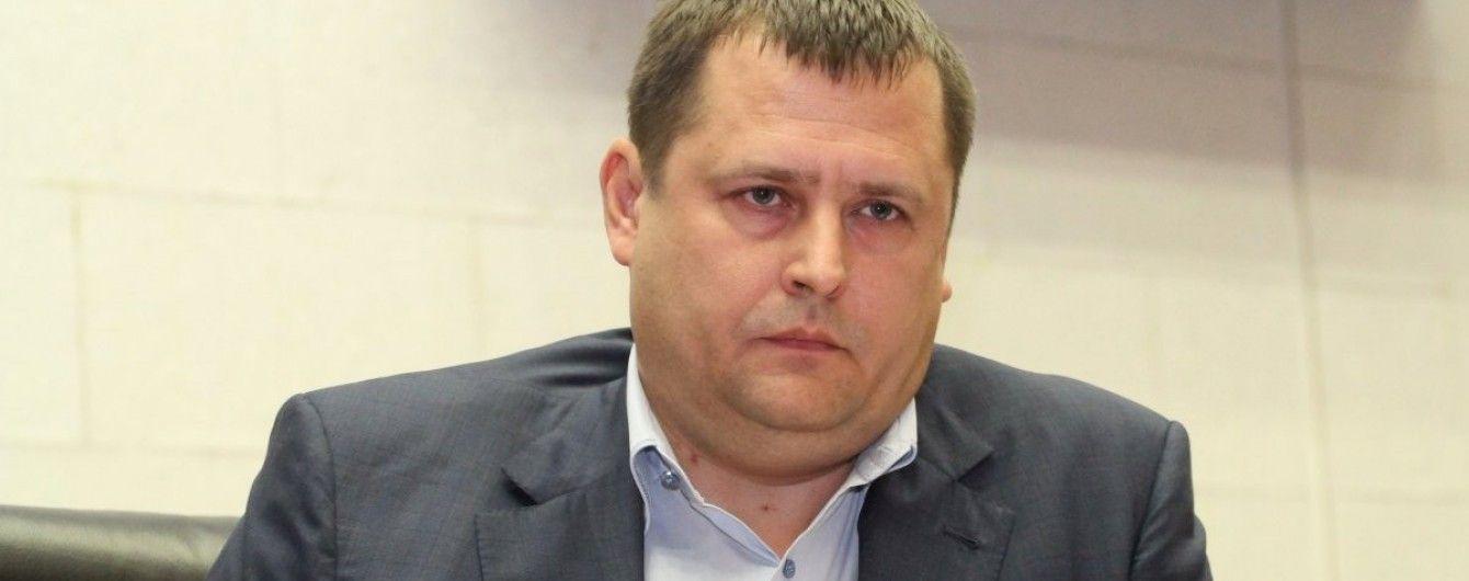 Ш - шизофрения: Филатов стал на защиту нового главы полиции в Днепропетровской области