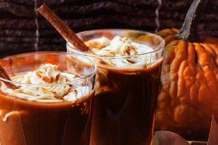 Топ-5 смачнющих гарбузових напоїв