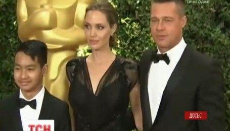 Анджелина Джоли и Брэд Питт решили с кем после развода будут жить их дети