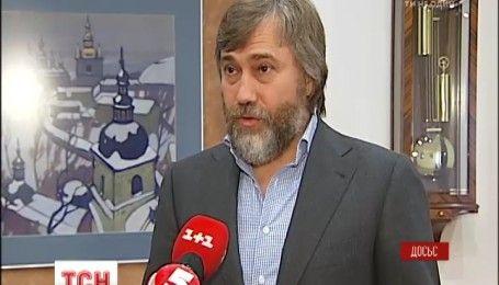 Вадим Новинський заявив, що за будь-яких обставин залишиться в Україні