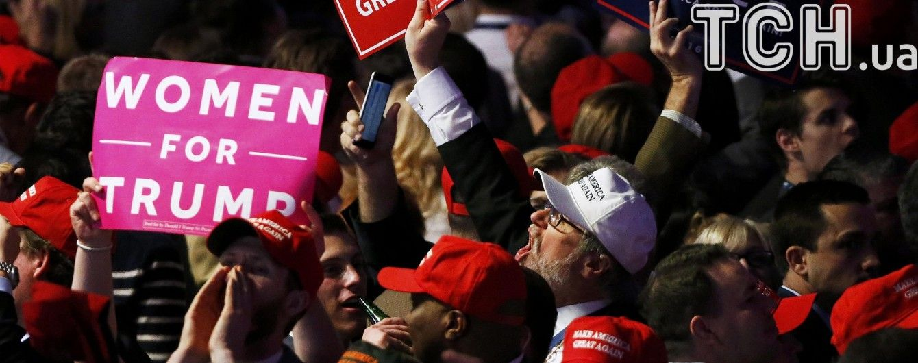 Республіканці Трампа здобувають більшість і на виборах губернаторів штатів — Reuters