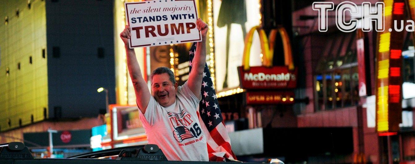 Задоволений перемогою Трамп змінив у Twitter свою посаду