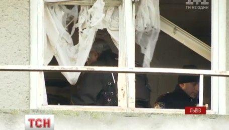 Более 200 гранат вынесли взрывотехники из львовской квартиры, где в воскресенье прогремел взрыв