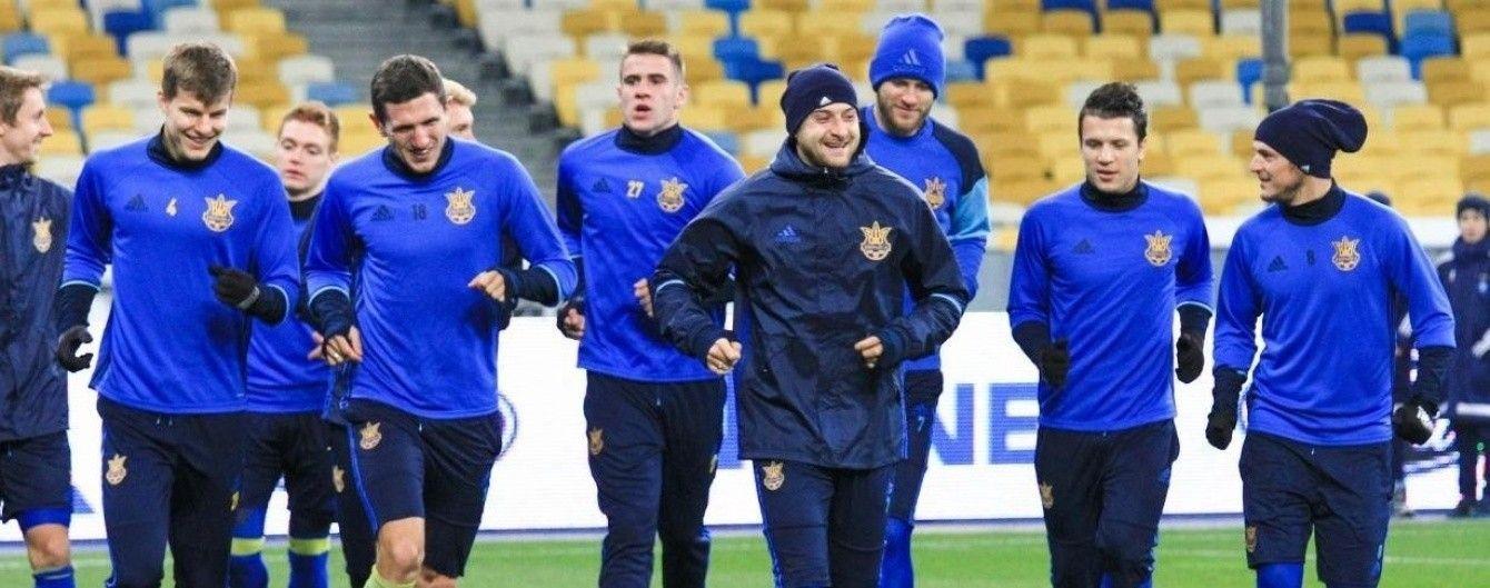Збірна України у повному складі вирушить до Одеси на бій з Фінляндією