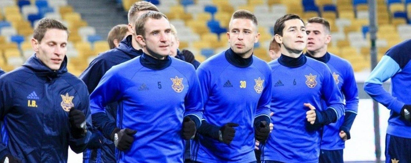 Підготовка збірної України: що змінилося у команді з приходом Шевченка