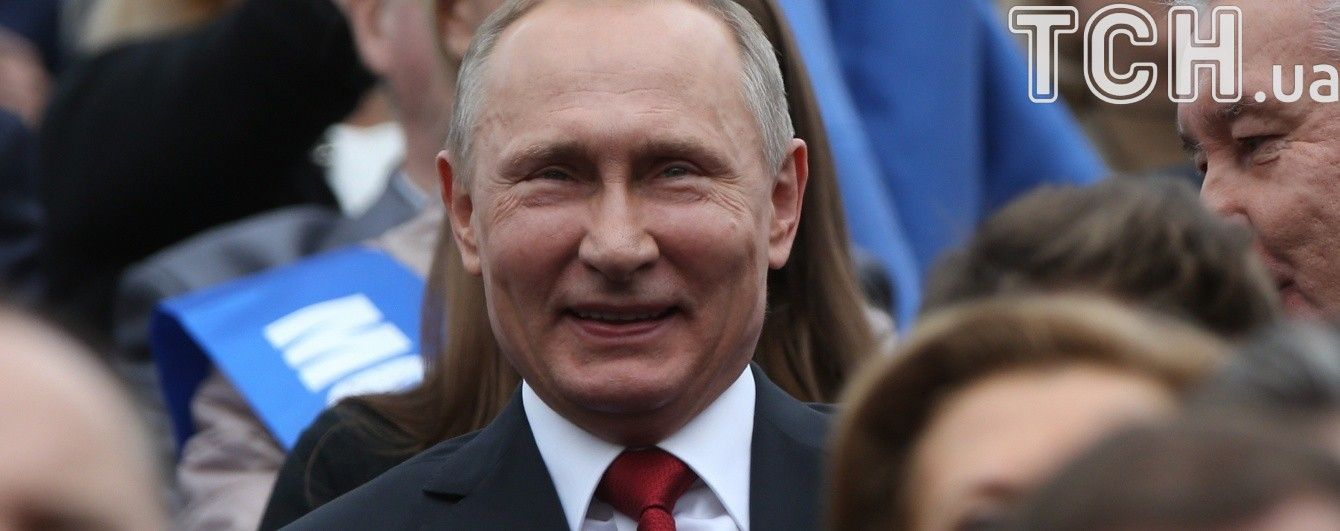 Більше половини росіян хочуть учетверте бачити Путіна президентом