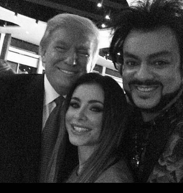 Ані Лорак привітала Трампа