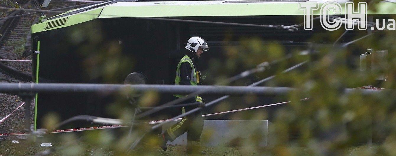 Зросла кількість загиблих унаслідок аварії трамвая в Лондоні