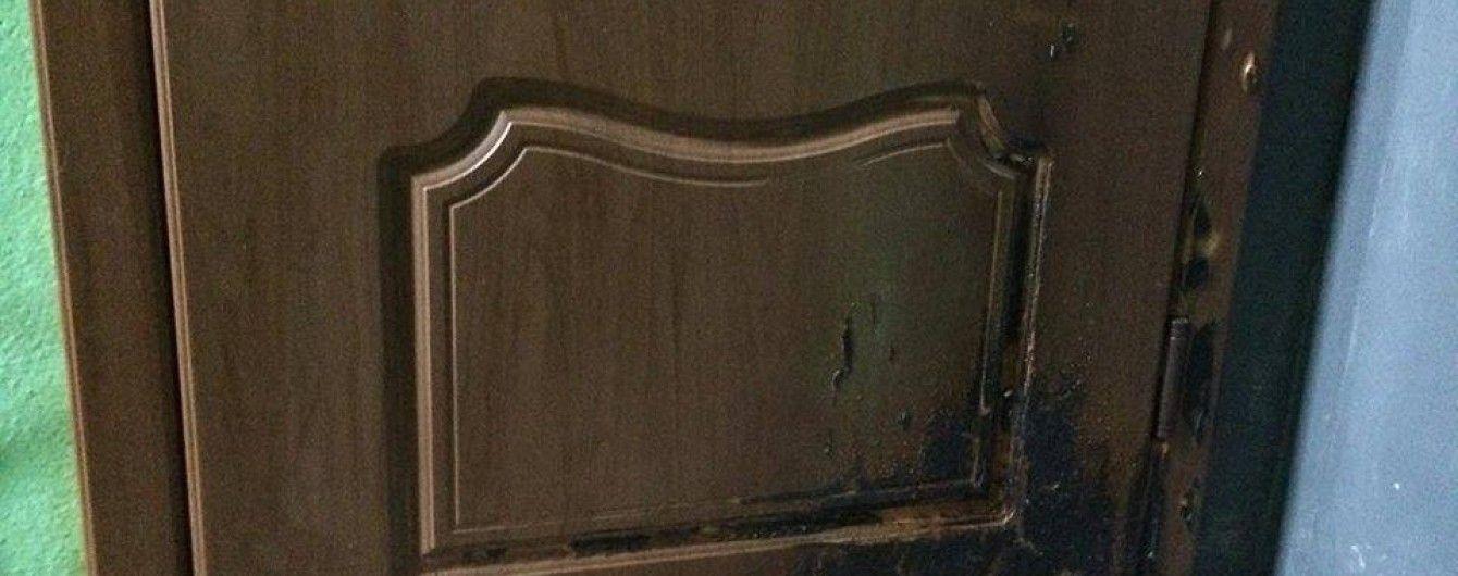 Меру Херсона намагалися спалити квартиру