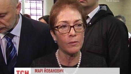 У посольстві США в Україні розповіли про можливий подальший розвиток відносин між країнами