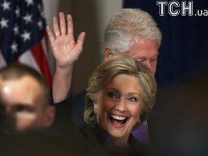 Гілларі Клінтон: жінка, яка вміє тримати удар