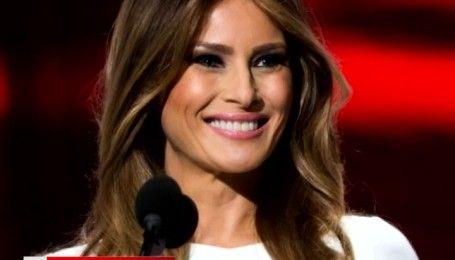 Меланию Трамп назвали самой стильной первой леди Америки