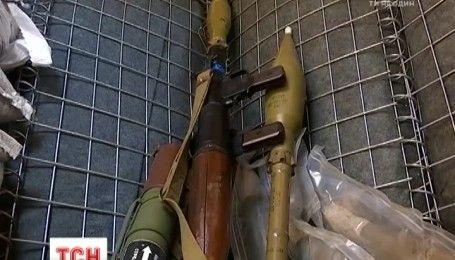 Бойовики з артилерії обстріляли Водяне