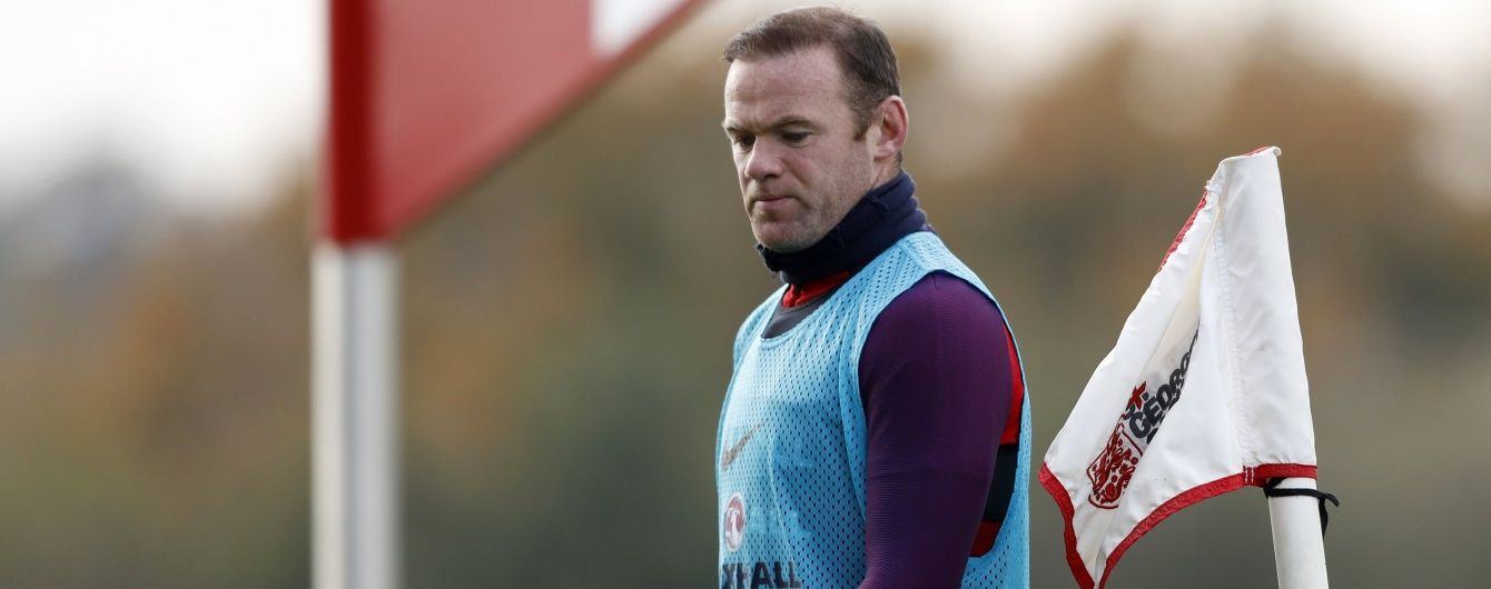 Руні призначено капітаном англійців на матч проти Шотландії