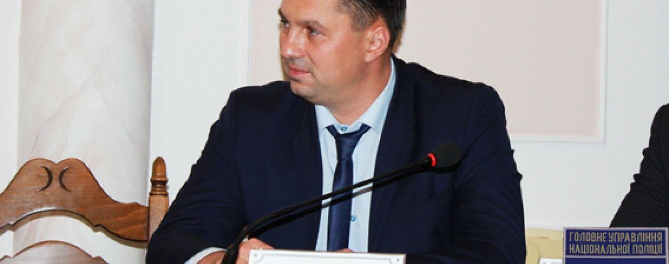 Одеську поліцію очолив правоохоронець, який знешкоджував нападника з вибухівкою