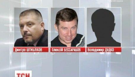 Російські силовики затримали групу українців у Севастополі