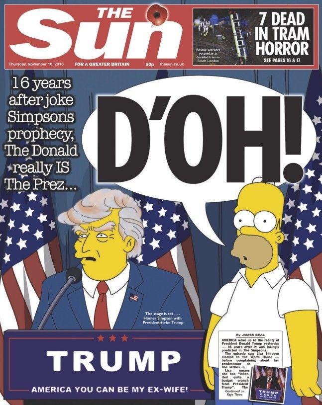 Обкладинки журналів про перемогу Трампа _5