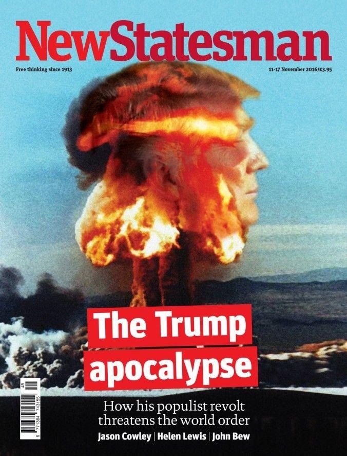 Обкладинки журналів про перемогу Трампа _3