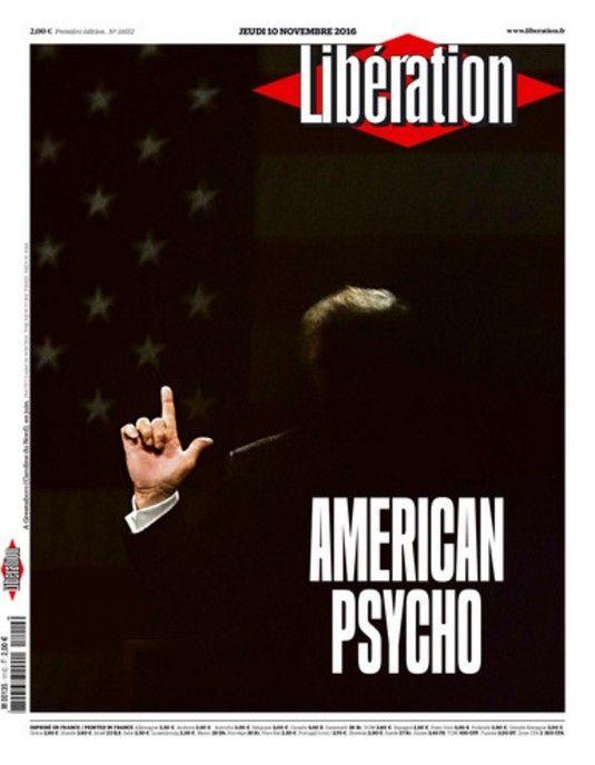 Обкладинки журналів про перемогу Трампа _6