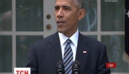Барак Обама покаже світу приклад мирної передачі влади Трампу