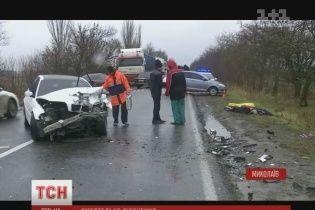 На Одесской трассе в ДТП погибла целая семья