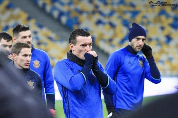 Як збірна України потренувалася в столиці перед битвою з фінами