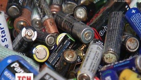 Небезпечні батарейки: навіщо Україні підприємства з утилізації елементів живлення