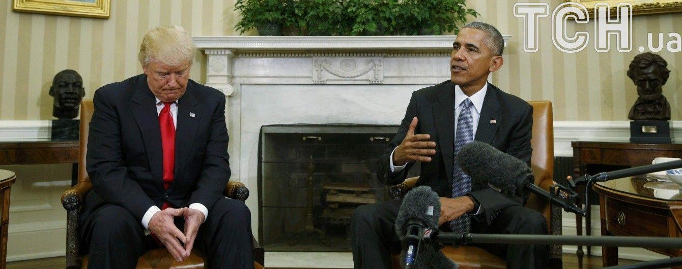Обама попередив Трампа про ядерну загрозу з боку КНДР - ЗМІ