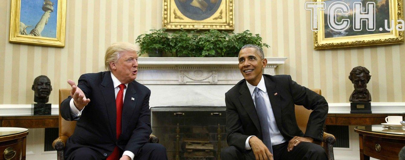 США після виборів: Трамп зустрівся з Обамою, поки молодь протестує на вулицях проти нього
