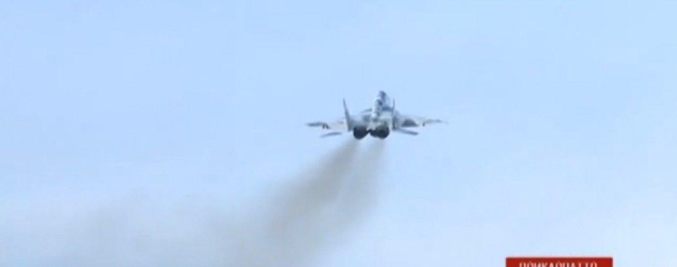 На Прикарпатті відбуваються масштабні навчання пілотів: тренуються на винищувачах з Криму