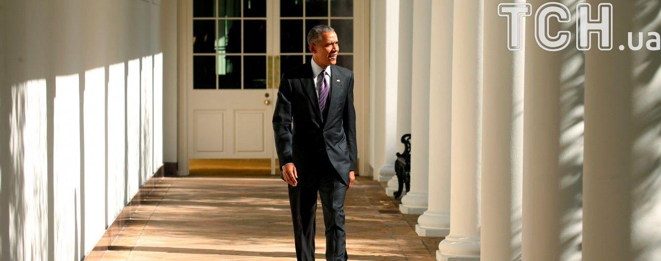 """Барак Обама """"знайшов роботу"""" в Uber"""