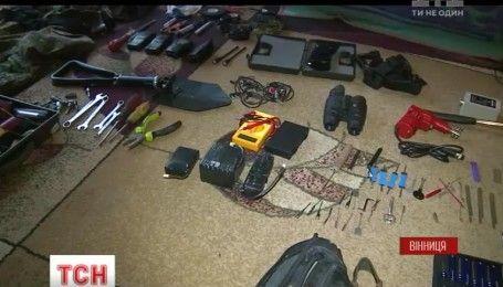 У Вінниці копи спіймали банду квартирників