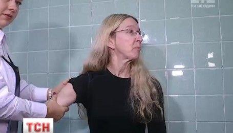 Першими в Україні від грипу вакцинувались Міністр охорони здоров'я та її заступники