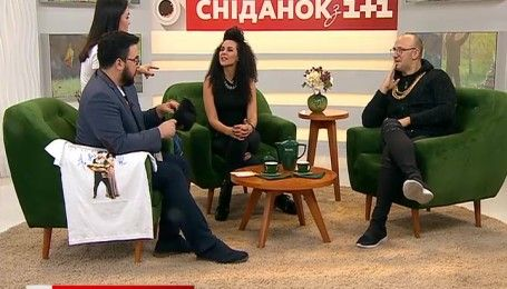 """Потап и Настя рассказали о своем будущем туре """"Золотые киты"""""""